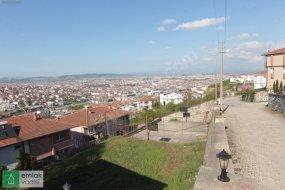 sakarya serdivan'da panoramik şehir manzaralı 210m² 4+1 dubleks